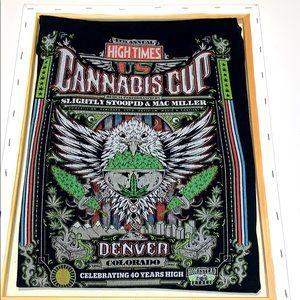 High Times U.S. Cannabis Cup Tee